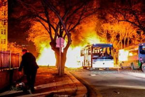 Injuries And Deaths Reported After Bomb Blast In Turkish Capital