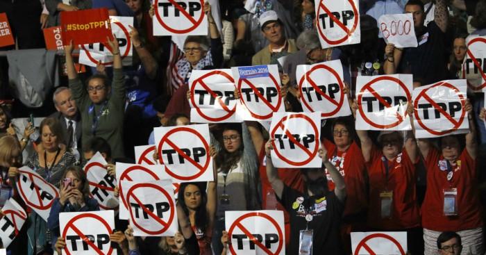 Bernie TPP