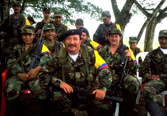 farc-fighters