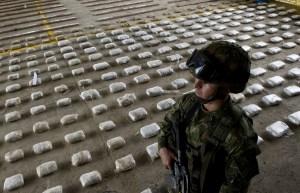 COLOMBIA-DRUGS-COCAINE-SEIZURE